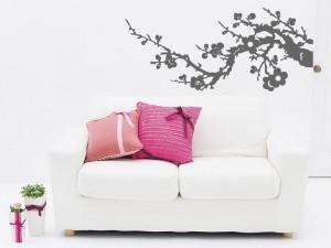 Sticker Branche Cerisier 3