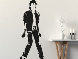Sticker Mickel Jackson Thriller