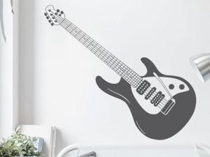 Sticker Guitare Electrique 2