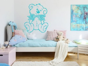 Sticker Petit Ours 3