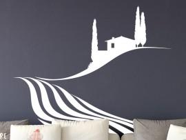Sticker Paysage de Provence 2