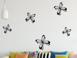 Sticker Kit Papillons 3