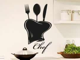 Sticker Toque de Chef