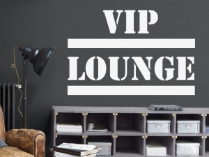 Sticker VIP Lounge