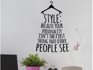 Sticker Style : Your personality