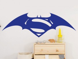 Sticker Batman Vs Superman