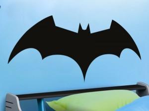 Sticker Chauve souris Batman