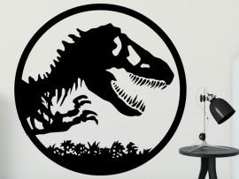Sticker Jurassic Dinosaure