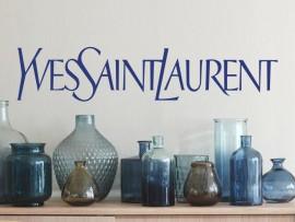 Sticker Yves Saint laurent 2
