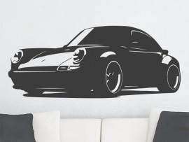 Sticker Porsche 3