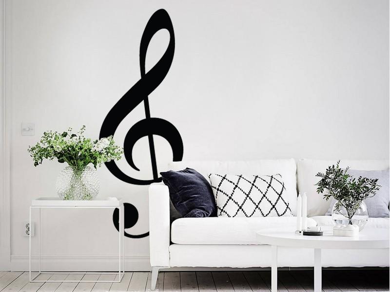sticker cl de sol magic stickers. Black Bedroom Furniture Sets. Home Design Ideas