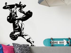 Sticker Skateur
