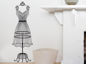sticker mannequin couture magic stickers. Black Bedroom Furniture Sets. Home Design Ideas