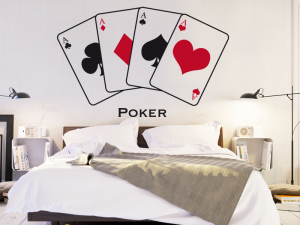 Sticker Cartes Poker