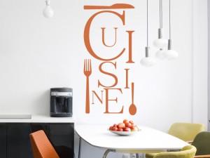 Sticker Cuisine Deco 2