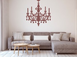 Sticker Lustre Baroque